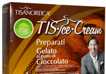 Tisanoreica Life - Chocolate-flavored ice cream