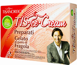 Tisanoreica Life - Strawberry-flavored ice cream