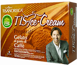 Tisanoreica Life - Coffee-flavored ice cream